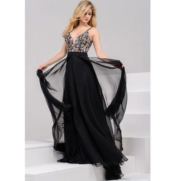 2320728c00b Jovani 49983 Evening Prom Dress